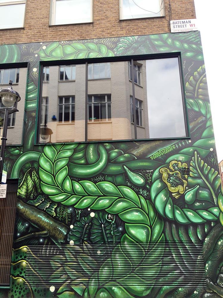 London, Graffiti