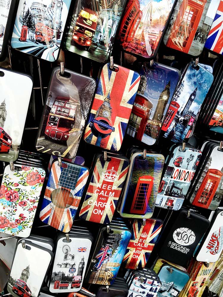 London, Shop
