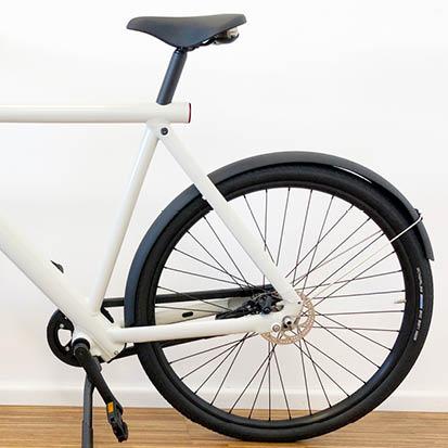 digital Radfahren: Smartbike mit wenig losen Teilen