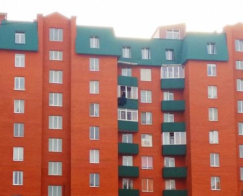Foto: Wohnungsbau Architektur